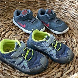 Stride rite & Nike shoes